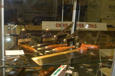 Chris Vesper Tools
