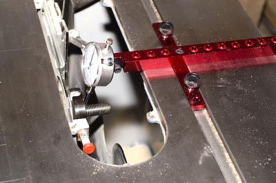 Deluxe Saw Alignment