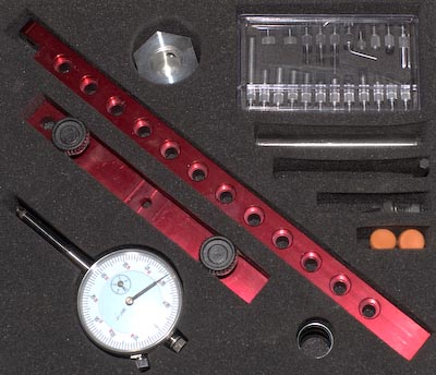 Deluxe Saw Alignment Kit