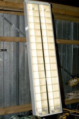 Light Fitting Fluorescent Tube