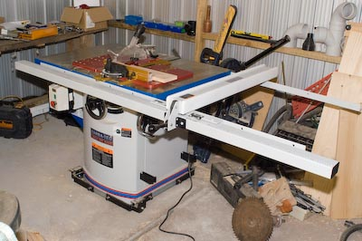 Carbatec TS10L Cabinet Saw