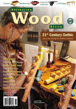 Australian Wood Review Issue 60