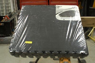 Aldi Rubber Flooring Pack
