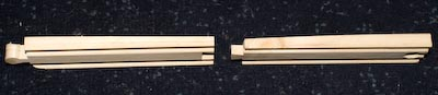 Wooden to Plastic Track Converter - Taper