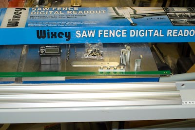Wixey Saw Fence Digital Readout