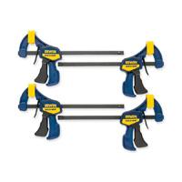 Irwin Mini Clamp Set