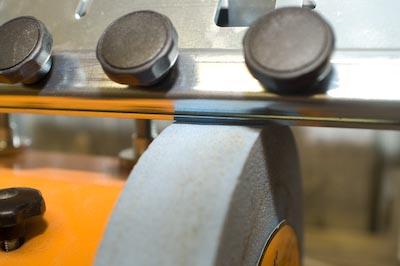 Scheppach 380 Toolrest