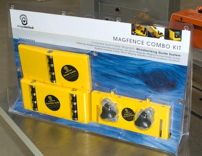 MagFence Combo Kit by MagSwitch