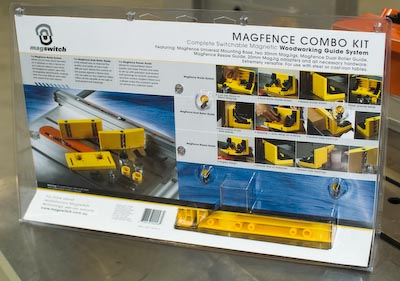 MagSwitch - MagFence Combo Kit (Back)