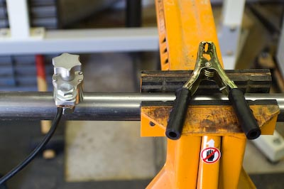 Clamping where a traditional clamp fails