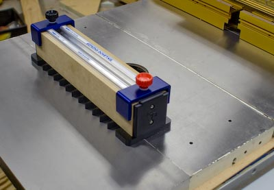 Router Table with Gifkins Dovetail Jig