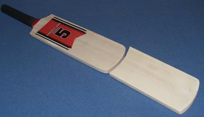 Shortened Cricket Bat
