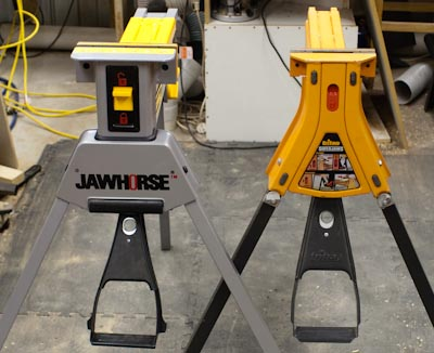JawHorse and SuperJaws
