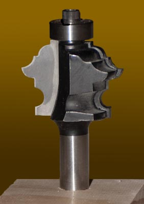 Carb-i-tool Multiform Router Bit