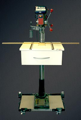 Woodman Drill Press