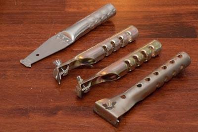 Linbide Scrapers