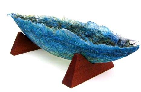 Textile Boat