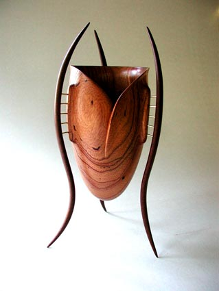 Suspended Form (in Red Cedar and Jarrah)
