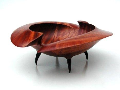 Wave Rim Bowl