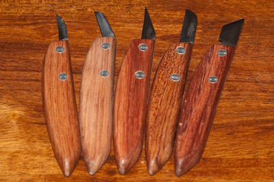 Hock Carving Knives