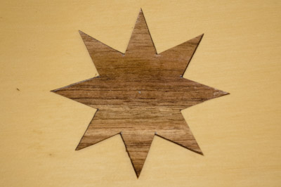 Resulting Blackwood Star