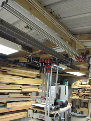 Some Panel Clamps