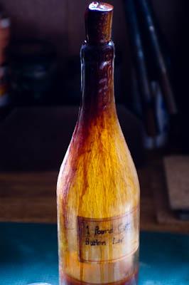 Finish Bottle