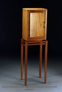 Krenov-Style Cabinet by Terry Forgarty