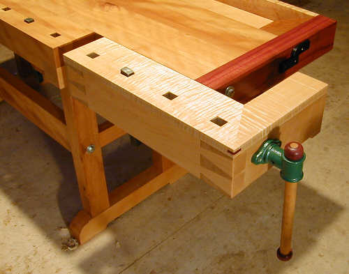 Dovetailed Tail Vice