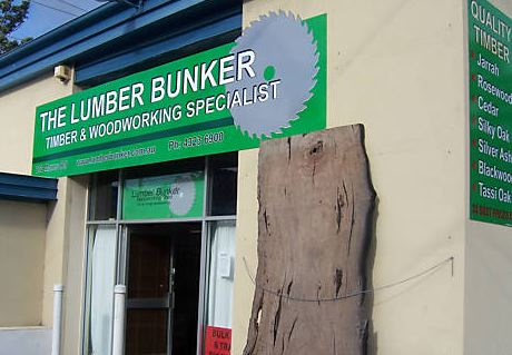 The Lumber Bunker