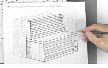 Magic Drawing Cubes