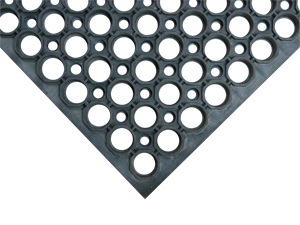 Holey Floor Mat