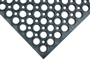 Holey Floor Mat