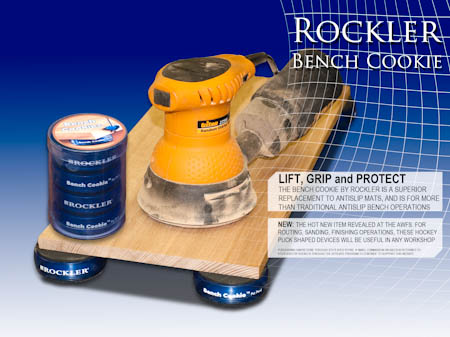 Rockler Bench Cookie