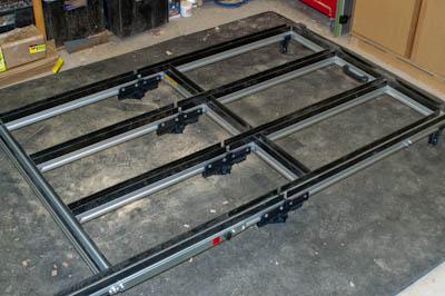 Horizontal Panel Cutting