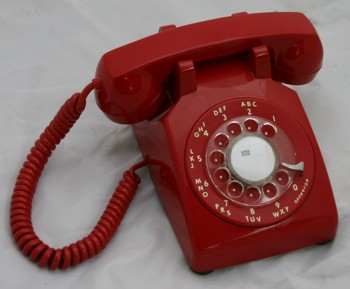 500 Series Rotary Phone