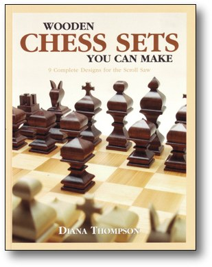 Wooden Chess Sets You Can Make