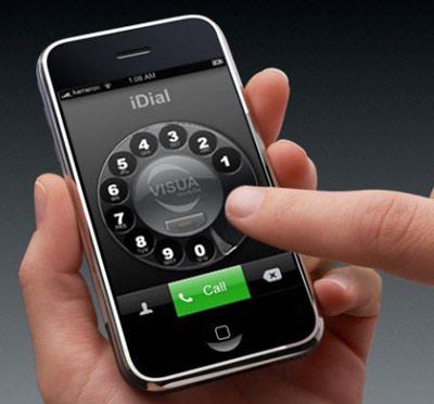iPhone Rotary Phone