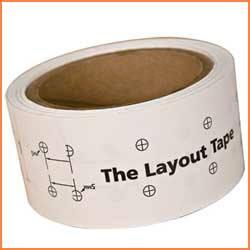 Cabinetmaker Layout Tape