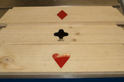 Poker Inlays