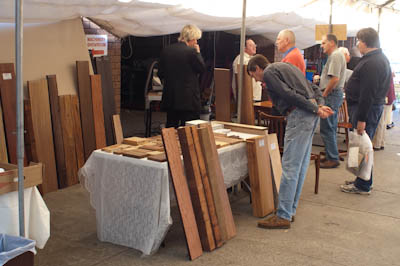 Australian Furniture Timbers
