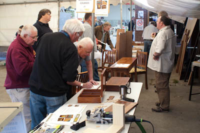 Showcasing the Ideal Tools Fine Woodworking Courses