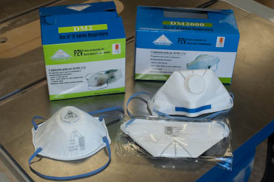 YHS P2 Dust Masks