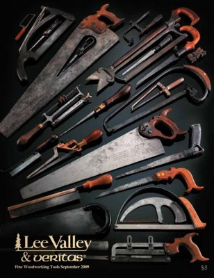 lee valley woodworking catalog