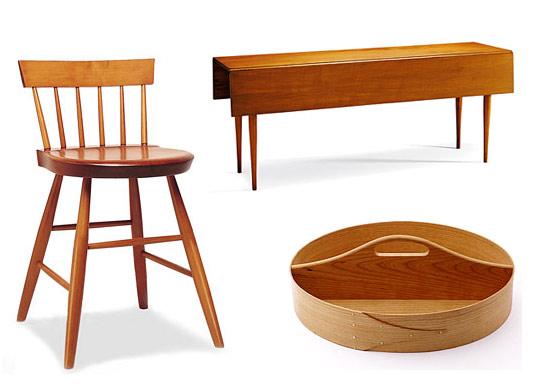 shaker furniture downloads