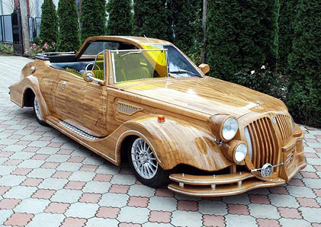 wood vehicle plans