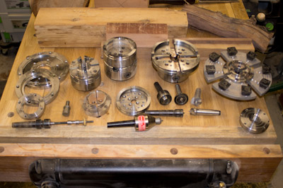 Wood Lathe Workholding Build Your Own Wood Shelf Plans