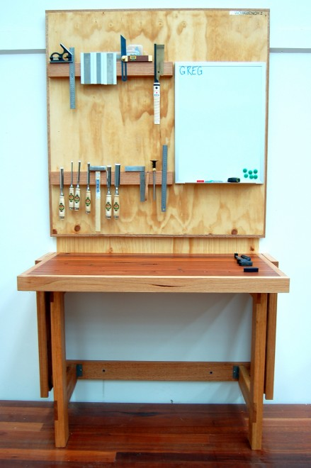woodsmith heavy duty workbench