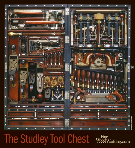 Tool Chest | Stu's Shed