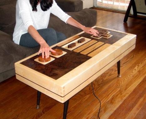 Nintendo Coffee Table Controller